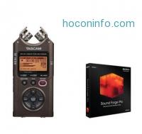 ihocon: Tascam DR-40 4軌手持數碼錄音機 Handheld Digital Audio Recorder