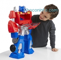 ihocon: Playskool Heroes Transformers Rescue Bots Epic Optimus Prime Figure