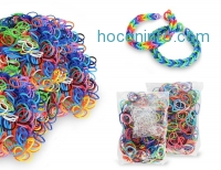 ihocon: Chromo Inc Starburst Loom Band 2400 Pack