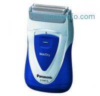 ihocon: Panasonic Cordless Dual-Blade Wet/Dry Electric Travel Shaver ES4815