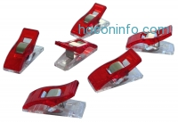 ihocon: Attmu Multi-purpose Craft Clips for Quilting, Sewing and Beading, Binder Clip, 100 Pack