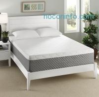 ihocon: Sleep Innovations 12-Inch Gel Memory Foam Mattress, Queen