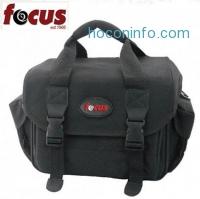 ihocon: Focus Camera Deluxe DSLR Soft Shell Gadget Bag