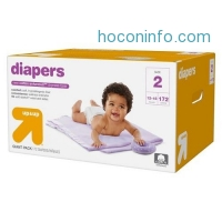 ihocon: up & up® Diapers Giant Pack (Select Size)
