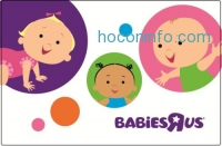ihocon: $100 Babies R Us Gift Card只賣$90 - US Mail delivery