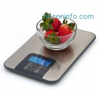 ihocon: Smart Weigh 廚房電子秤+定時器 Digital Kitchen Scale and Timer