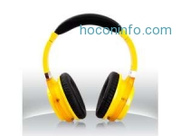ihocon: Miikey Rhythm NFC 藍牙無線麥克風耳機 Bluetooth Headphone with Microphone & HD Audio