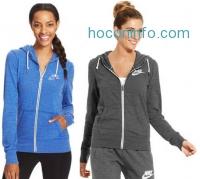 ihocon: Women's Nike Long-Sleeve Gym Vintage Hoodie