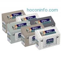 ihocon: Kleenex 擦手紙巾 Hand Towels, 60 Count (Pack of 6)