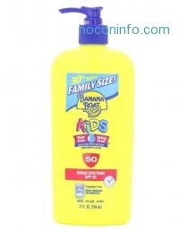 ihocon: Banana Boat Kids SPF 50 Family Size Sunscreen Lotion, 12-Fluid Ounce
