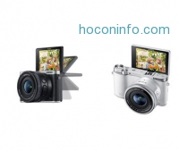 ihocon: Samsung NX3000 20.3MP 無線智慧相機 Wireless Smart Camera w/ 16-50mm