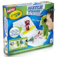 ihocon: Crayola Sketch Wizard