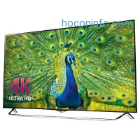 ihocon: LG 49 4K Ultra HD Smart TV, 3D UHDTV with webOS and 2 pairs of 3D Glasses (Model: 49UB8500)