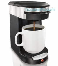 ihocon: Hamilton Beach 49970 Personal Cup One Cup Pod Brewer