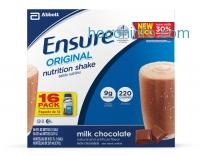 ihocon: Ensure Bottles, Milk Chocolate, 8-Ounces, 16 Count Bottles