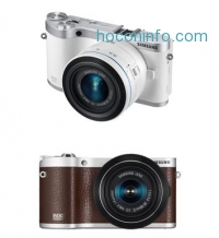 ihocon: Samsung NX300 20.3MP 智能微單 Smart WiFi Digital Camera w/ 20-50mm Lens