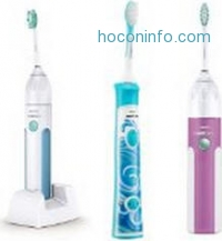ihocon: Philips Sonicare Essence Rechargeable Toothbrush - 6色可選