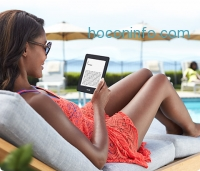 ihocon: Kindle Paperwhite, 6 High-Resolution w/ Built-in Light, Wi-Fi