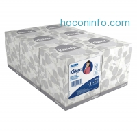 ihocon: Kimberly-Clark 21271 Kleenex Boutique Facial Tissue Mouchoirs, 8.4 Length x 8 Width, White, 36 Boxes of 95 sheets