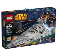 ihocon: LEGO 樂高積木 Star Wars 75055 Imperial Star Destroyer Building Toy