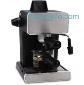 ihocon: Mr. Coffee Espresso Maker, Stainless Steel and Black