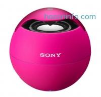 ihocon: Sony NFC 便攜藍牙無線喇叭 Bluetooth Wireless Speaker System