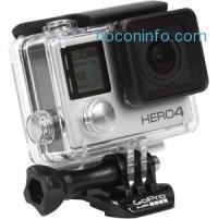 ihocon: GoPro HERO4 黑色版運動攝像機 Black Action Camera