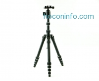 ihocon: Dolica TX570DS Ultra Compact Tripod with Professional Ball Head and Built-In Monopod