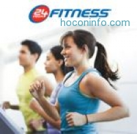 ihocon: 24 Hour Fitness 第一個月免費 FIRST MONTH FREE