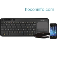 ihocon: Logitech Harmony Smart Keyboard for Living Room Control of 8 Devices (915-000225)