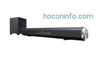 ihocon: Sony 2.1-Channel Bluetooth Sound Bar with Active Wireless Subwoofer (Refurbished)