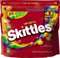 ihocon: Skittles Original, 41-Ounce Bags 2包
