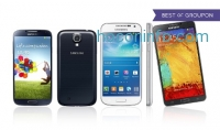 ihocon: (GSM Unlocked)Samsung Galaxy S3, S4, or Note 3 Smartphones from $129.99–$349.99  (Refurbished)