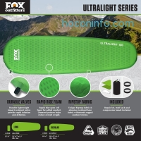 ihocon: Fox 超輕自行充氣睡墊 Outfitters Ultralight Series Self Inflating Mattress
