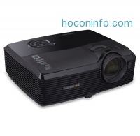 ihocon: ViewSonic PRO8520HD High Bright Full HD 1080p DLP Installation Projector with 5,000 ANSI Lumens, 8000:1 DCR, PC 120Hz and Dual HDMI