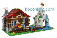 ihocon: LEGO 樂高積木: Mountain Hut 31025