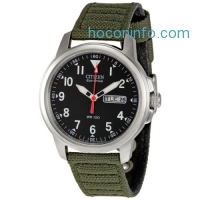 ihocon: Citizen Strap Eco-Drive 180 Mens Watch BM8180-03E