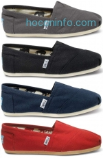 ihocon: TOMS - Authentic Womens / Youth Canvas Classics