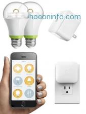 ihocon: GE Link Starter Kit, PLINK-SKIT, Wireless, A19 LED Light Bulb