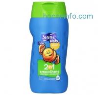 ihocon: Suave Kids 2 in 1 Shampoo + Conditioner, Peach Smoothers 12 oz