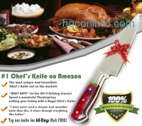 ihocon: Royal Chef's 13 日本不鏽鋼專業廚房料理刀 Professional Kitchen Knife - Japanese Stainless Steel - Full Tang Blade
