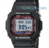 ihocon: Casio Men's G-Shock 太陽能電子表 Solar Watch GWM5610-1
