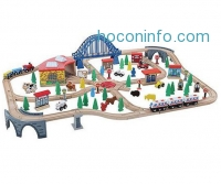 ihocon: Train Set, 120 Pieces