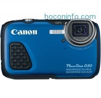 ihocon: Canon PowerShot D30 13MP 5x防水相機 Waterproof Digital Camera