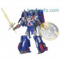 ihocon: Transformers: Age of Extinction First Edition Optimus Prime Figure