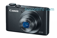 ihocon: Canon PowerShot S110 Digital Camera (Refurbished, Comes with Full 1 Year Warranty)