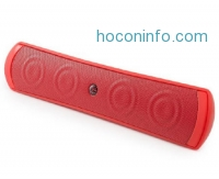 ihocon: Baytek® PartyMix Portable Bluetooth/NFC Speaker with Built-in Microphone and Easy Sync
