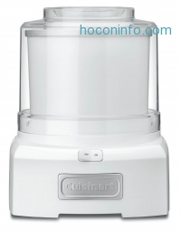 ihocon: Cuisinart ICE-21 Frozen Yogurt-Ice Cream & Sorbet Maker, White
