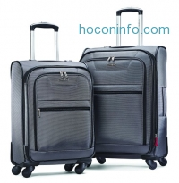 ihocon: Samsonite Lightweight 2 Piece Spinner Set 21/25