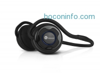 ihocon: TaoTronics TT-BH03 Fordable Behind-the-Head Bluetooth A2DP Stereo Headphone with Built-in Microphone, Supporting Wireless Music Streaming and Hands-Free Calling